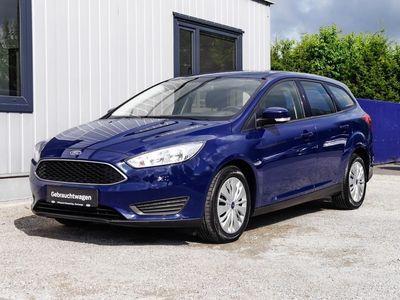 gebraucht Ford Focus Trend 1.0 EcoBoost Klima+Radio CD+LWS