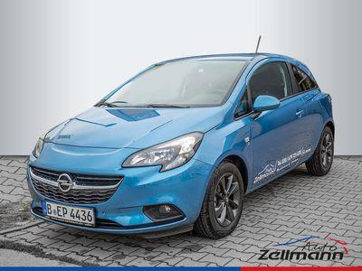 gebraucht Opel Corsa 1.4 120 Jahre Lenkr, Sitz & Frontschhzg