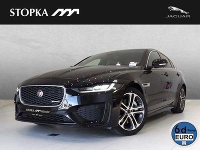 gebraucht Jaguar XE D180 R-DYNAMIC SE ACC TFT Touch Pro Duo Pano. in Münster
