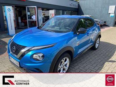 gebraucht Nissan Juke N-Connecta DIG-T 117 EU6d-T Navi-LED-ACC-Winterpkt