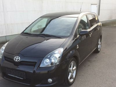 gebraucht Toyota Verso 7-Sitzer