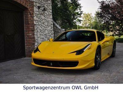 gebraucht Ferrari 458 Italia *Coupe*Carbon*Ceramik*LED