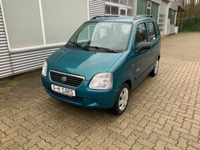 używany Suzuki Wagon R+ 1.3 Four Grip*HU Neu/Klima/4x4 Allrad*