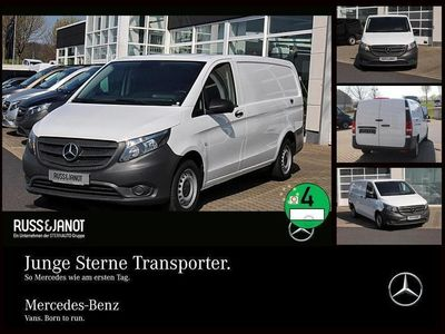 gebraucht Mercedes Vito 111 CDI KA lang Tempomat Park-Assist Klima