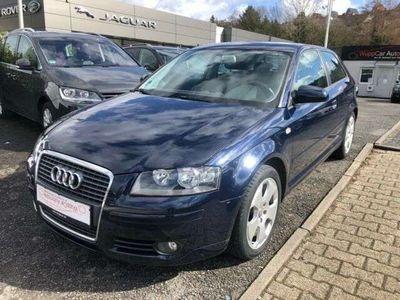 gebraucht Audi A3 2.0 FSI Ambition,KLIMAAUTOMATIK,SCHECKHEFT,