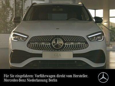 gebraucht Mercedes GLA200 AMG LED Night Kamera Spurhalt-Ass PTS Temp