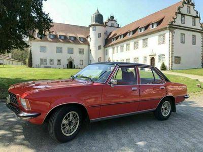 gebraucht Opel Commodore B 1.HAND H-ZULASSUNG MUSEUM!