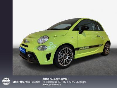 gebraucht Abarth 595 Turismo 121 kW, 3-tÃŒrig
