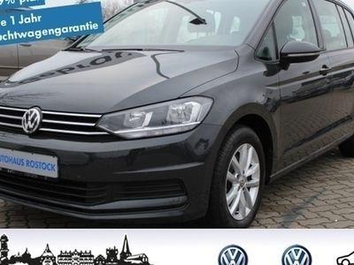 gebraucht VW Touran Comfortline 1.6 TDI Navi Climatr. Einparkh.