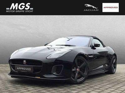 gebraucht Jaguar F-Type Cabriolet AWD Aut. #KLIMA-PAKET