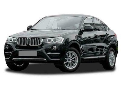 gebraucht BMW X4 X4xDrive20d xLine AHK Head-Up Navi Xenon PDC