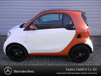 gebraucht Smart ForTwo Coupé forTwo edition1, Klimaautomatik