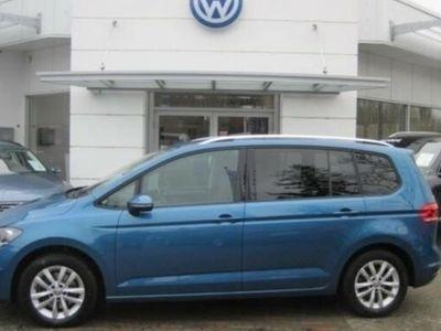 gebraucht VW Touran 5T 2.0 TDI SCR DSG Comfortline AHK ACC