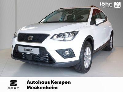 gebraucht Seat Arona 1.0 TSI (KJ) SUV5 Style OPF (EURO 6d-TEMP) RS 2566 FA