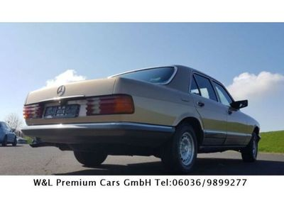 gebraucht Mercedes 380 SEL- ESSD / G-KAT / Klima / E-Fenster