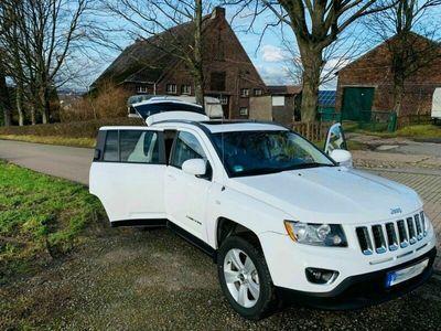 gebraucht Jeep Compass 2.4l 4x4 Automatik Limited (PK)