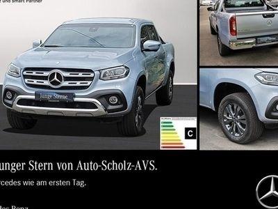 used Mercedes X250 d/4M/Navi/LED/360°/PTS/SHZ/Keyless-Go