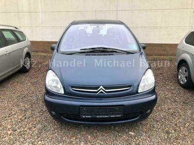 gebraucht Citroën Xsara Picasso 1.8 16V Exclusive