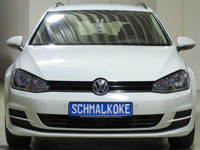 gebraucht VW Golf VII Variant 1.6 TDI BMT COMFORTL AHK Navi K