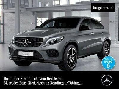 gebraucht Mercedes GLE350 Cp. d 4M AMG 360° Stdhzg COMAND AHK Night