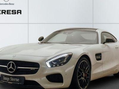 gebraucht Mercedes AMG GT S Designo Perf. Sitze Burmester Comand