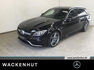 gebraucht Mercedes C63 AMG C 63 AMGT AMG PERF.ABG+DIG.RADIO+VERK.ASS+FERNL.ASS A