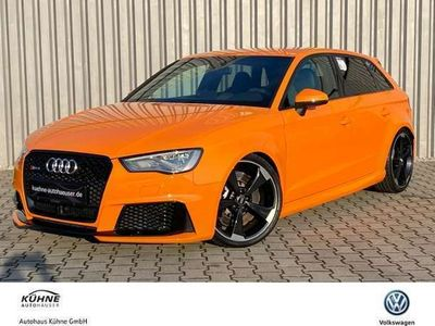 gebraucht Audi RS3 Sportback RS-Sitze+ABT 450 PS 294Km/h Sporta