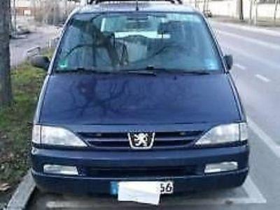 gebraucht Peugeot 806 Esplanade,Tüv,Zahnriemen, Inspektion neu!!!!