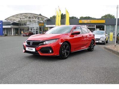 used Honda Civic Sport Navi/Klimaaut/LED/Rückfahrkam/SHZ