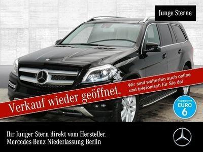 gebraucht Mercedes GL350 4M BT 360° Airmat Stdhzg Pano Harman Distr