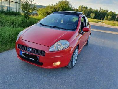 käytetty Fiat Grande Punto 1.9 Multijet DPF Sport Tausch