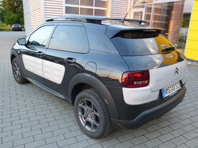 gebraucht Citroën C4 Cactus PureTech 82 Shine Edition ***VORFÜHRWA