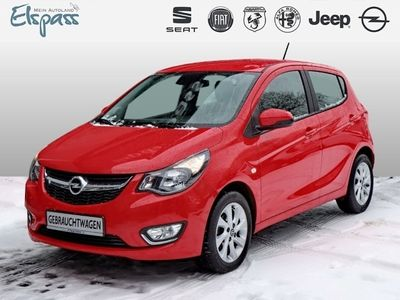 gebraucht Opel Karl Exklusiv 1.0 BLUETOOTH SITZHZG KLIMAAUTOM