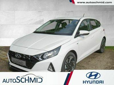 gebraucht Hyundai i20 NEWSelect 1.0 Turbo (48V)DTC Mod. 21 Klima