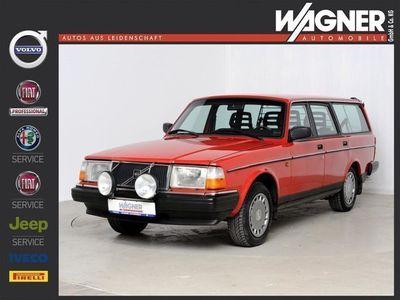 gebraucht Volvo 240 240GL Classic *AHK*Halogen-Zusatz-Scheinwe