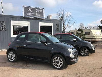 gebraucht Fiat 500 Cabrio Lounge