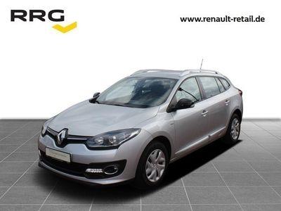 gebraucht Renault Mégane Grandtour dCi 110 Limited Klima EURO6