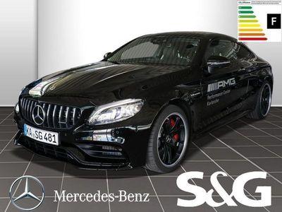 gebraucht Mercedes C63 AMG AMG S Coupé NIGHT/Pano/Memory/COMAND/360°/.