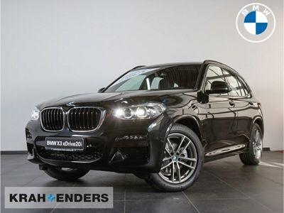 gebraucht BMW X3 xDrive 20i M Sportpaket Navi AHK --- 11.000,-€ Preisvorteil