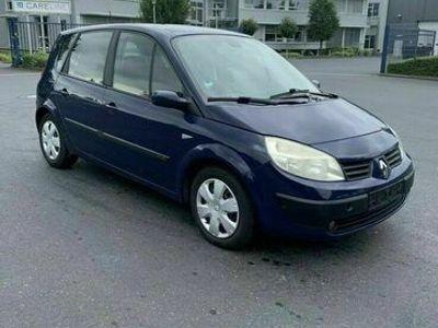 gebraucht Renault Scénic TÜV-Neu 1,9L