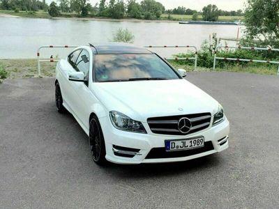 gebraucht Mercedes 250 Mercedes C CoupéCgi