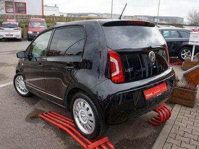 gebraucht VW up! up high1.0i Klima Navi PDC Alu Temp.