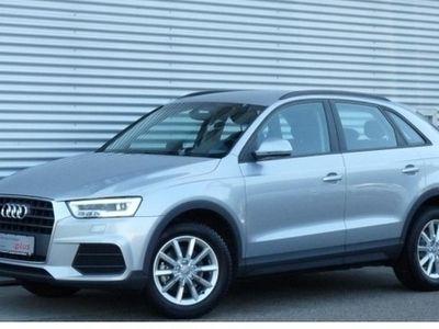 gebraucht Audi Q3 2.0 TDI, Navi,LED Scheinwerfer,Klimaautomatik