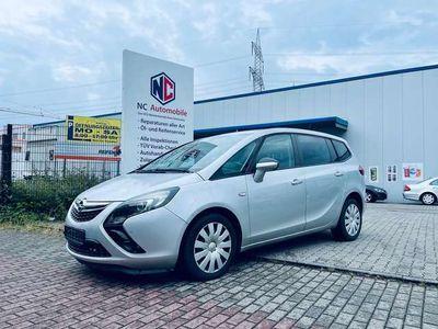 gebraucht Opel Zafira Tourer Automatik*PDC*SCHECKHEFT*SITZHEIZUNG*KLIMA*