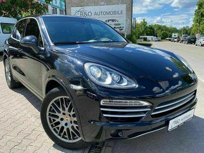 gebraucht Porsche Cayenne Diesel Platinum Edition Sportchrono*Pano