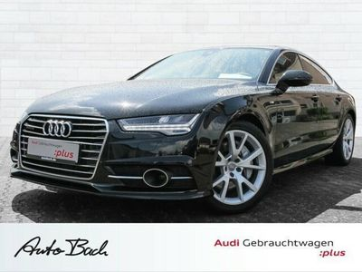 gebraucht Audi A7 Sportback 3.0 TDI quattro 235 kW (320 PS) 8-stufig tiptronic