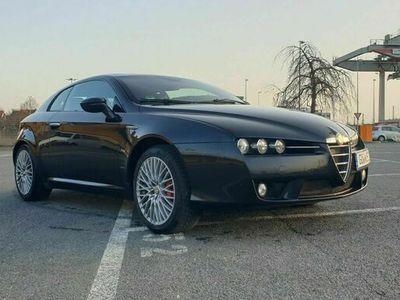 gebraucht Alfa Romeo Brera 3.2 Liter V6 Q4 Allrad Sky View BOSE Sound als Sportwagen/Coupé in Göttingen