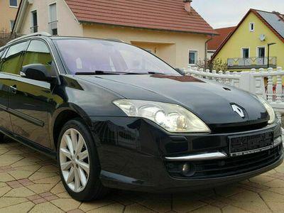 gebraucht Renault Laguna III Grandtour Initiale Automatik Navi PDC als Kombi in Amberg