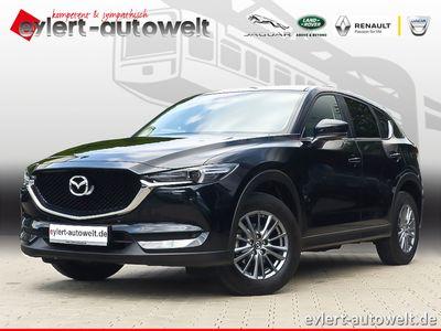 gebraucht Mazda CX-5 SKYACTIV-G 160 AWD Exclusive-Line Navi