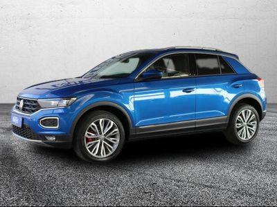 gebraucht VW T-Roc Sport 1,5TSI DSG 18*Alu/LED/Navi/Kamera/Act.Display/el.Klappe **